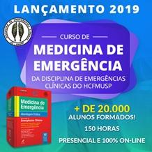Curso de Medicina de Emergência da Disciplina de Emergências Clínicas do HCFMUSP 2019