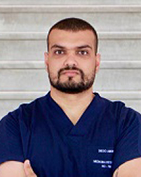 Residente de 2º ano de medicina de emergência do HC-FMUSP